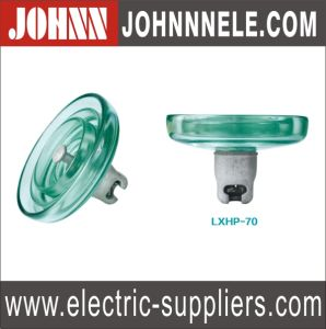 Toughened Glass Suspension Insulator-Lxhp-70 pictures & photos