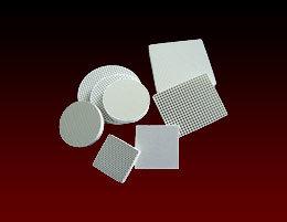 Ceramic Honeycomb Filter (Cordierite, Mullite, Alundum mullite) for Casting pictures & photos