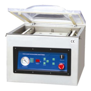 DZ(Q) 400T Table Vacuum Packing Machine pictures & photos