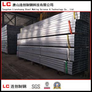 Pre Galvanized Steel Hollow Section Zinc Cotating 40-60 GM pictures & photos