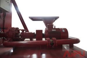 Oilfield Jet Mud Mixer with Mixing Hopper and Centrifugal Pump