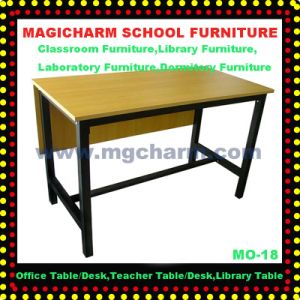 Rectangular School Student Table, Teacher Desk, Teacher Table