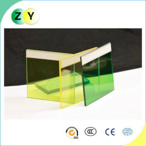 Optical Glass, Green Filter, Lb6, Lb7, Lb8, Lb9 pictures & photos