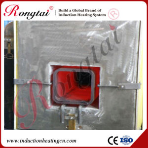 Energy Saving Medium Frequency Square Steel Heating Furnace pictures & photos