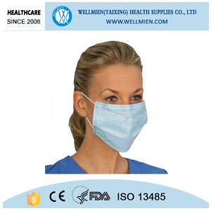 Medical Breathing Funny Surgical Masks for Sale Full Face Safety Mask pictures & photos
