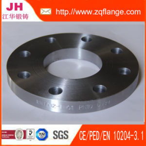Carbon Steel Flange of Transparent Paint DIN2576 Pn10 Dn80 pictures & photos