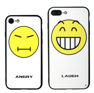 Cute Expression TPU iPhone Case ODM/OEM pictures & photos