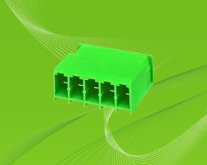 Pluggable Terminal Block for Wire to Board with 7.62mm Pin Spacing pictures & photos