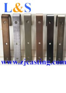 Electroplate Stainles Steel Sliding Door Hardware pictures & photos