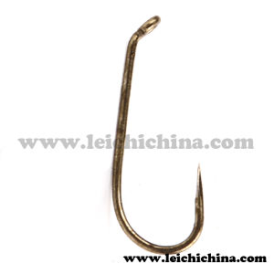 Top Quality Wholesale Price Fly Fishing Barbless Hooks pictures & photos