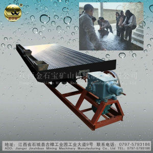 CE Standard Shaking Table for Ore (6-S)