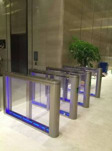 European Model Speed Gate Turnstile TH-SG307 pictures & photos