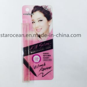 Cosmetic Packaging Eyelash Plastic Box with OEM& ODM pictures & photos