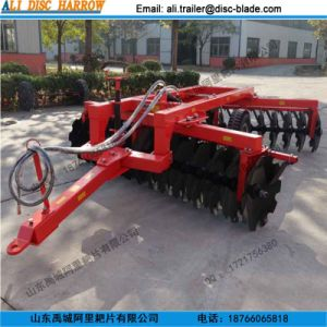 Best Quality Hydraulic Compact Tractor Disc Harrow pictures & photos