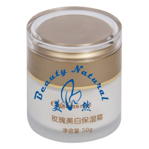 Rose Whitening Moisturizing Cream (Rose)