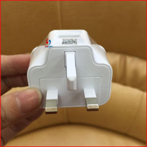 UK Plug USB Charger for Samsung S4/ S5/S6 pictures & photos