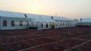 Mideast Rental Event Tent Assembly Aluminum Frame Tent Factory pictures & photos