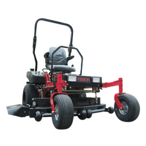 "42"" Professional Ride on Lawnmowers with 19HP B&S Engine"