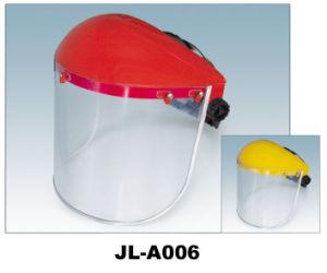 CE, En166 Face Shield with Transparent Visor pictures & photos