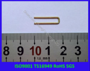 ISO9001 Ts16949 Phosphor Bronze Spring Clip Retainer