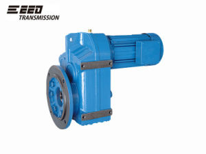 F Series Parallel Shaft Helical Gear pictures & photos