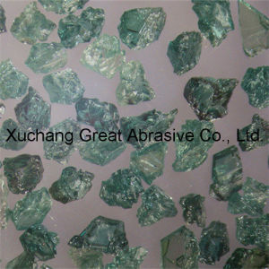 Green Silicon Carbide for Vitrified Bonded Grinding Wheels F80