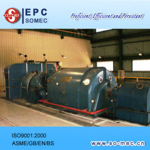 High Efficiency Extraction Condensing Type Steam Turbine Generator pictures & photos