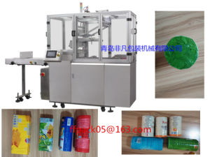 Automatic Envelope Type Biscuit and Cookies Packing/ Packaging/ Wrapping Machine pictures & photos
