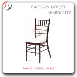 Elegant Rental Vintage White Cushioned Chiavari Chair (AT-87) pictures & photos