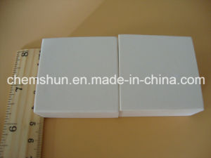 Chemshun Impact Resistant Alumina Ceramic Wear Tile for Hopper pictures & photos