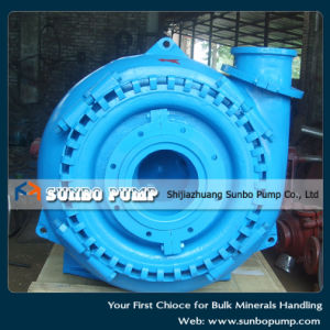Mineral Processing Gravel& Dredging Pumps Manufacturer pictures & photos