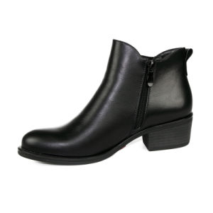 Ladies Winter Ankle Boots pictures & photos