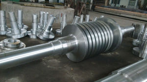 Spline Shaft Step Forged Shaft pictures & photos