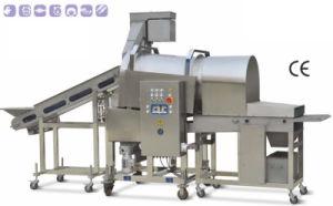 Drum Breader Machine Chicken Popcorn Machine Gfj600-IV