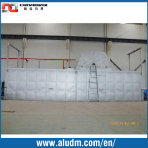 6 Basktes Aluminum Extrusion Machine Double Door Aging Oven pictures & photos