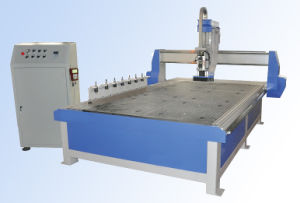 CNC Router Machine with Linear Atc for Woodworking (XZ1325/1530/2030/2040) pictures & photos