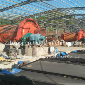 Gold Ore Processing Equipment with Ball Mill and Shaking Table pictures & photos