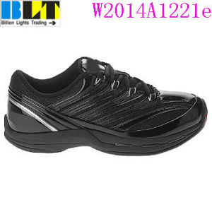 Blt Women′s Comfort and Stability Athletic Walking Style Shoes pictures & photos
