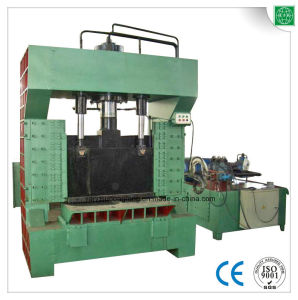 Q15 Hydraulic Guillotine Scrap Shear Machine pictures & photos