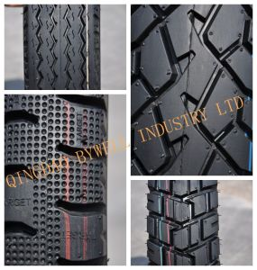 Best Quality Motorcycle Tyres with Competitive Price (275-18, 250-17) pictures & photos