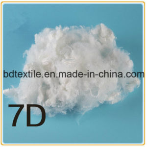 High Quality and Best Price Polyester Staple Fiber for 7D pictures & photos