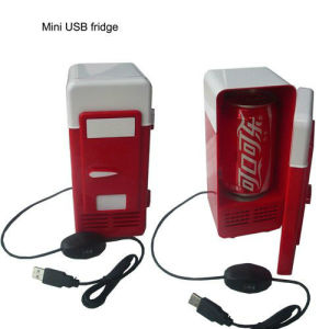 Mini USB Fridge with Cooler and Warmer Function, Car Cooler
