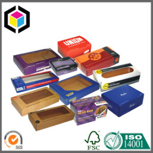 Folding Color Print Cardboard Corrugated Paper Shipping Box pictures & photos