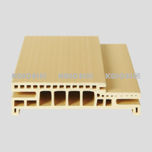 No Formaldehyde Green WPC Material Door Frame (PM-140A-35) pictures & photos