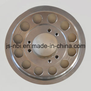 Customized Stainless Steel Casting Part by CNC Machining Progress pictures & photos
