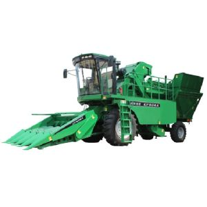 Hot! ! Wheeled Typewheeled Combine Harvester with Good Quality pictures & photos