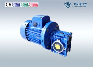 Nmrv Series Worm Gear Speed Gearmotor