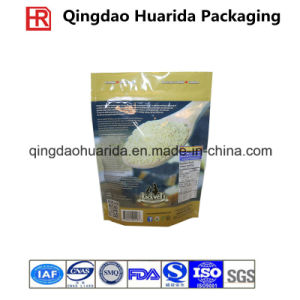 Customized Stand up Dry Food Packaging Bag Made of Plastic pictures & photos