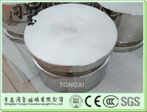 F1 F2 M1 Class OIML Standard Stainless Steel Weight for Weighing Scale pictures & photos