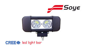 LED Light Bar Single 4.6inch 20W IP67 CREE